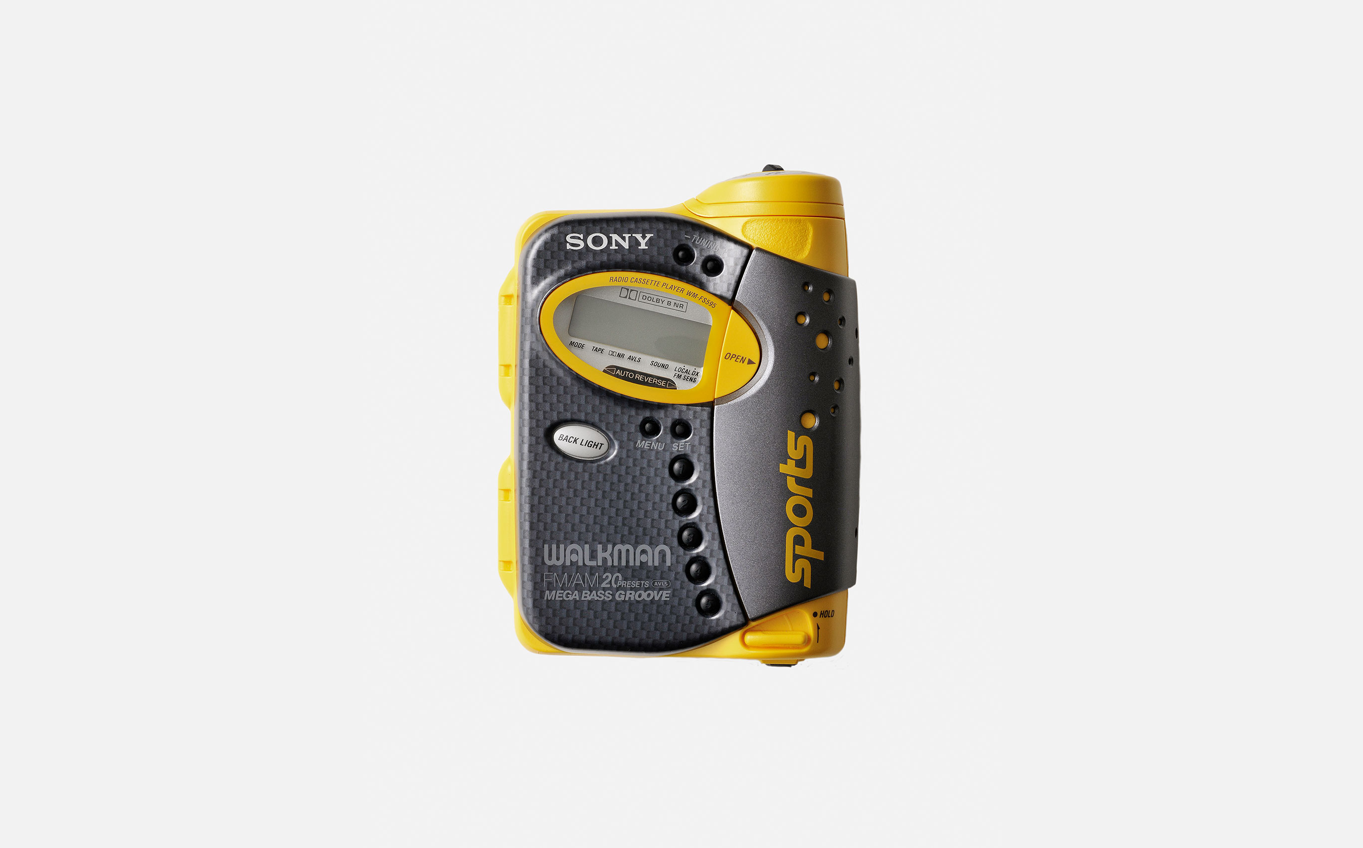 Sports Walkman FS595